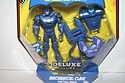 Batman - the Brave and the Bold: Mechanical Claw Metal Men Deluxe Figure