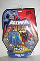 Batman - the Brave and the Bold: Power Pack Batman, Deluxe Figure