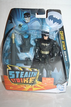 Batman: Stealth Strike - Covert Attack Batman