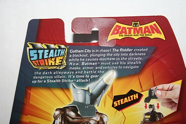 Batman - the Brave and the Bold: Covert Attack Batman