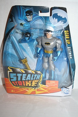 Batman: Stealth Strike - Gear Up Batman
