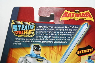 Batman - the Brave and the Bold: Gear Up Batman