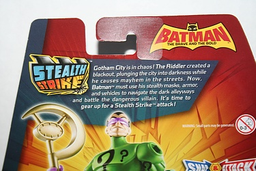 Batman - the Brave and the Bold: The Riddler