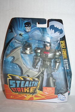 Batman: Stealth Strike - Space Combat Batman