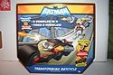 Batman - the Brave and the Bold: Transforming Batcycle with Batman