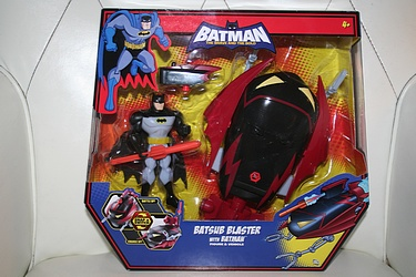 Batman - the Brave and the Bold: Batsub Blaster with Batman