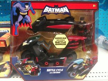 Batman - the Brave and the Bold: Battle Cycle with Batman