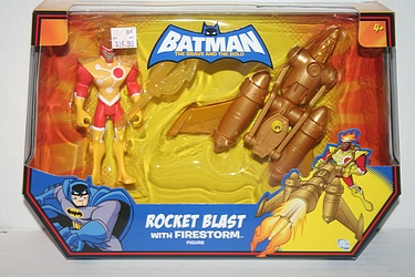 Batman - the Brave and the Bold: Rocket Blast with Firestorm