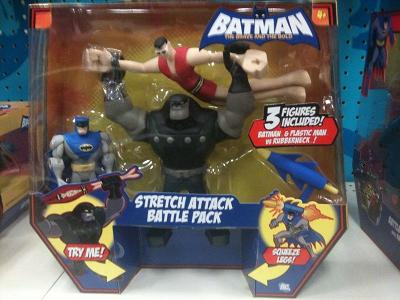 Batman - the Brave and the Bold: Stretch Attack Battle Pack