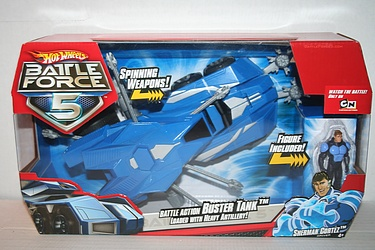 Mattel - Battle Force 5 - Buster Tank