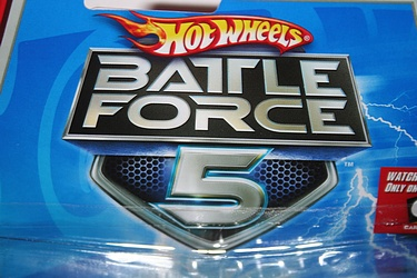Mattel - Battle Force 5