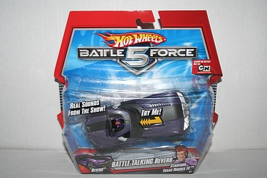 Battle Force 5 - Battle Talking Reverb
