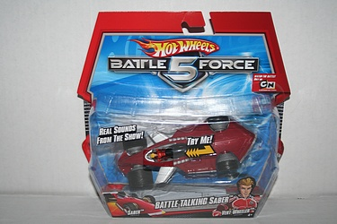 Battle Force 5 - Battle Talking Saber