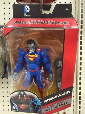 DC Multiverse - Superman: Doomed