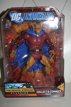 DC Universe Classics - The Demon, Etrigan