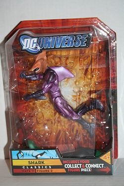 DC Universe Classics - The Shark