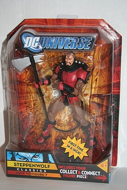 DC Universe Classics - Steppenwolf (Super Powers)