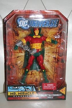 DC Universe Classics - Mr. Miracle
