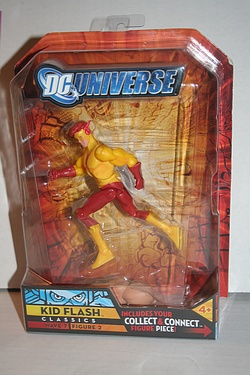 DC Universe Classics - Kid Flash