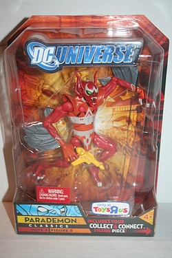 DC Universe Classics - Parademon (Super Powers)
