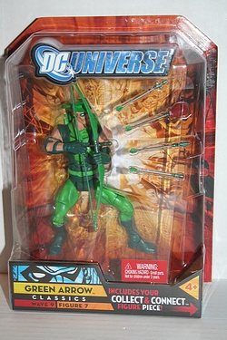 DC Universe Classics - Green Arrow