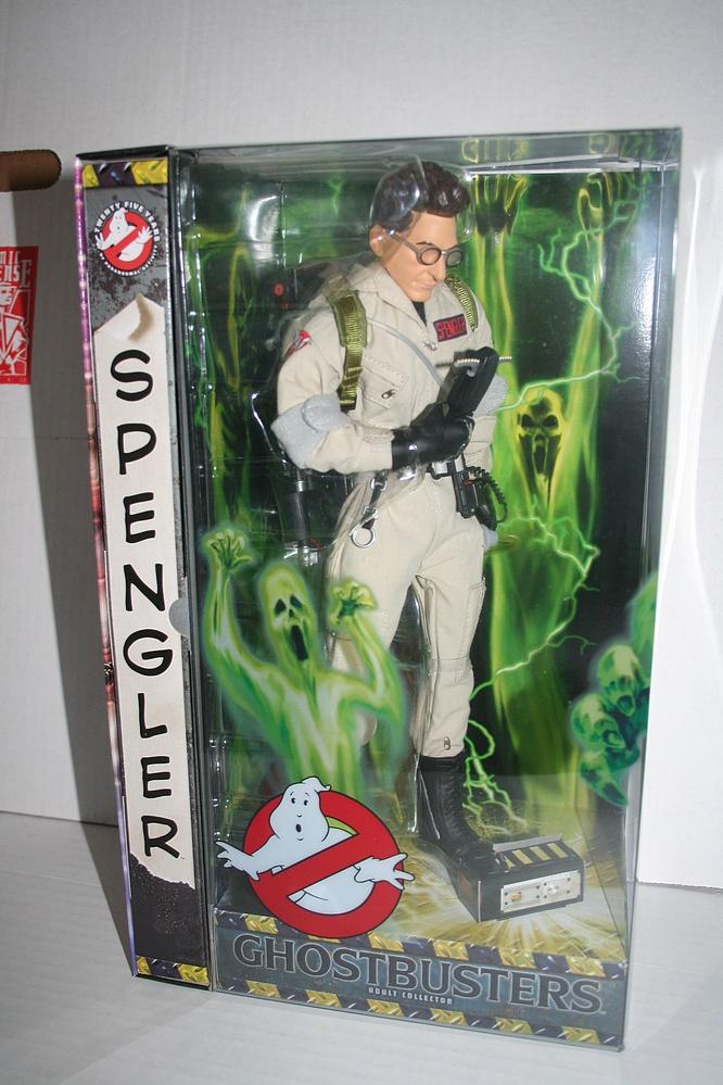 Ghostbusters Mattel 12 Inch Action Figure Egon Spengler P4011