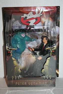 Ghostbusters - Courtroom Battle Peter Venkman