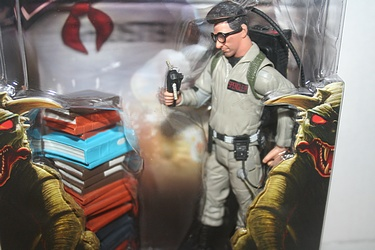 Mattel Ghostbusters - Egon with PKE Meter