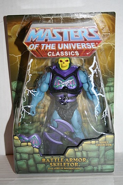 Masters of the Universe Classics - Battle Armor Skeletor