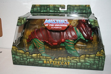 Masters of the Universe Classics: Battle Cat - Fighting Tiger