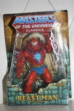 Masters of the Universe Classcs - Beast Man