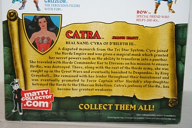 Masters of the Universe Classics: Catra - Jealous Beauty