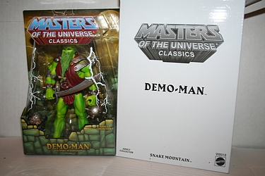 Masters of the Universe Classics: Demo-Man - Evil Spirit of Despondos