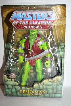 Masters of the Universe Classics - Demo-Man