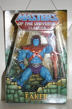 Masters of the Universe Classics - Faker