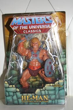 Masters of the Universe Classics: He-Man