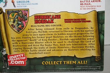 Masters of the Universe Classics: Hurricane Hordak - Ruthless Leader with Wicked Whirling Weapons