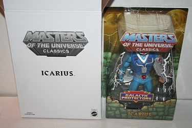 Masters of the Universe Classics: Icarius - Daring Space Ace