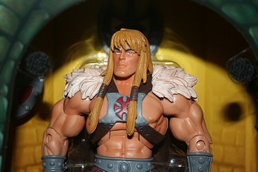 Masters of the Universe Classics: King Grayskull