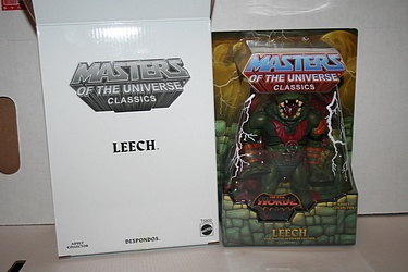 Masters of the Universe Classics - Leech