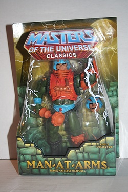 Masters of the Universe Classics - Man-At-Arms