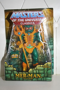 Masters of the Universe Classics - Mer-Man