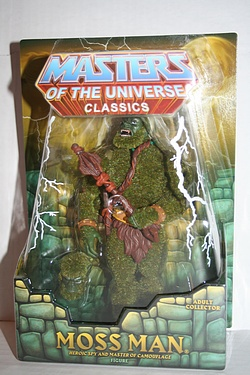 Masters of the Universe Classics - Moss Man