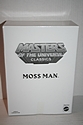 Masters of the Universe Classics: Moss Man - Heroic Spy and Master of Camouflage (Casebreak)