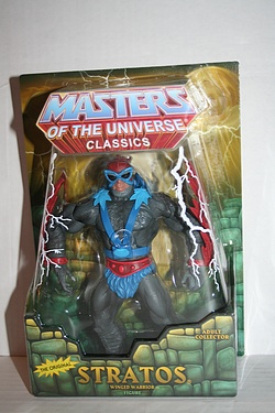 Masters of the Universe Classics: Stratos