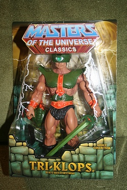Masters of the Universe Classics - Tri-Klops