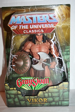 Masters of the Universe Classics - Vikor