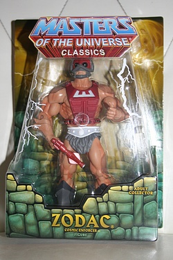 Masters of the Universe Classics - Zodac