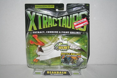 Xtractaurs - Beakbash the Criorhyncus