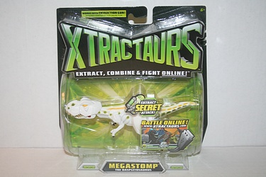 Xtractaurs - Megastomp The Daspletosaurus